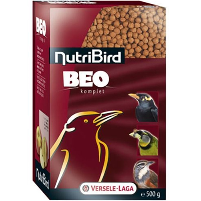 Versele Laga Nutribird Beo Komplet para Mainas e Outros Grandes Pássaros - VL422063