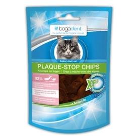 Bogar Bogadent placa-stop chips para gato Sabor a Peixe - 7640118832372