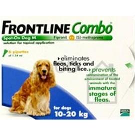 Frontline Combo M 10-20kg - 10-20 Kgs - HE1110273