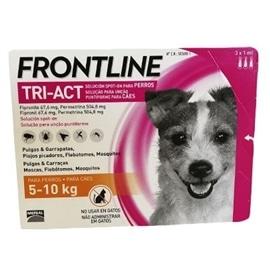 Frontline Tri-Act 3em1 - 5-10 Kgs - HE1110291