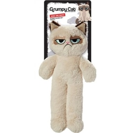 Grumpy Cat Peluche para cães e gatos 25cm - GETOY-GC-001-01