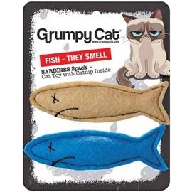 Grumpy Cat Sardinhas - GETOY-GC-001-05
