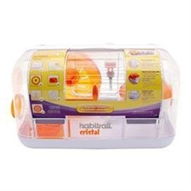 Habitrail Gaiola Para Hamsters Cristal - TRHG62820