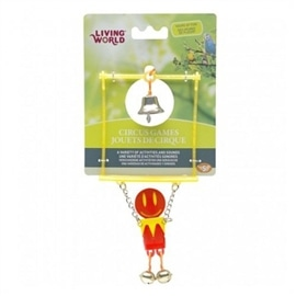 Hagen Circus Equilibrio Vermelho/Amarelo - TRHB80952