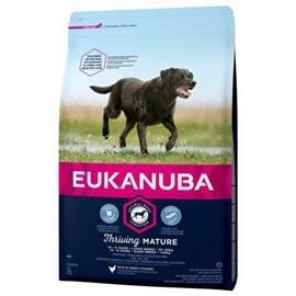 Eukanuba Mature & Senior Lamb and Rice - 3 Kgs - EUK6721