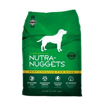 NUTRA NUGGET PERFORMANCE