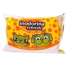 Inodorina Refresh toalhitas 40unid. Citronela - FOCO100102