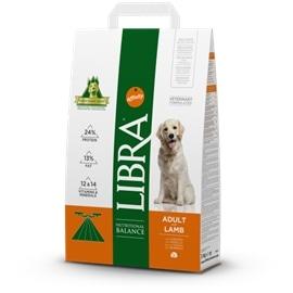 Libra Dog Adult com Cordeiro - 15 Kgs - AFF186510