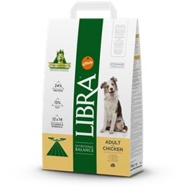 Libra Dog Adult com Frango - 15 Kgs - AFF185510