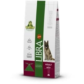 Libra Dog Adult com Vaca - 15 Kgs - AFF190510