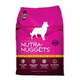 NUTRA NUGGET LITE/SENIOR - 15 KGS - HE1176883