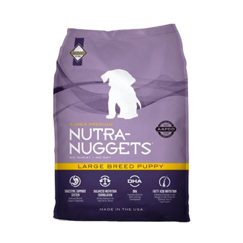 NUTRA NUGGET LG BREED PUPPY - 15 KGS - HE1177049