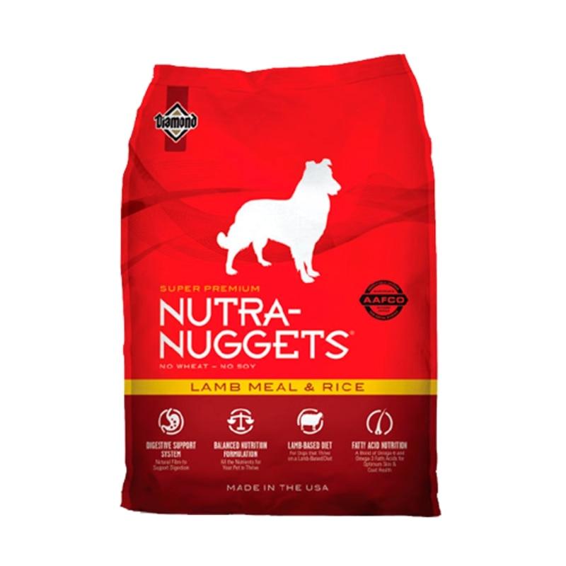 NUTRA NUGGET LAMB - 3 KGS - HE1176669