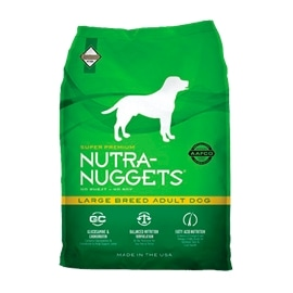 NUTRA NUGGET L. BREED ADULT - 15 KGS - HE1177050