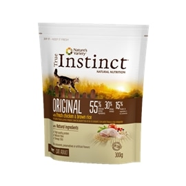 INSTINCT CAT ORIGINAL CHICKEN - 0.300 KGS - AFF922521
