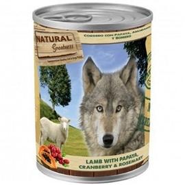 Natural Greatness Pack 6 Cão borrego lata - GENGWD-UP-2