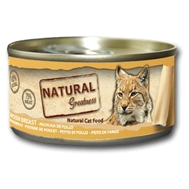 Natural Greatness Adult Cat Frango - 0,070 Kgs - GENGWC-UP-1