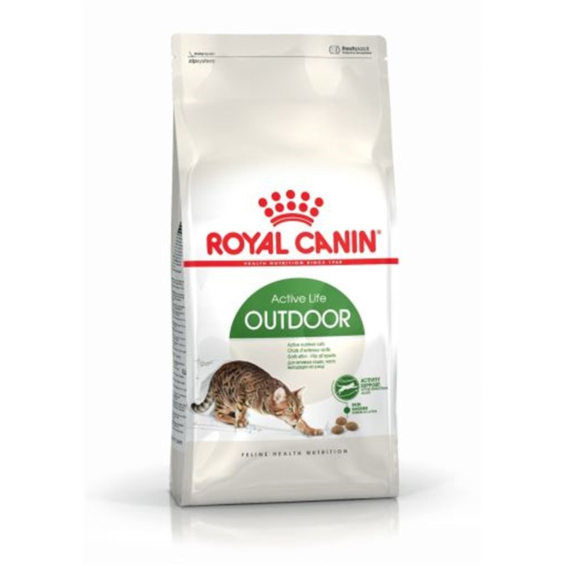 Royal Canin Cat Outdoor - 2 kgs - RC212405006