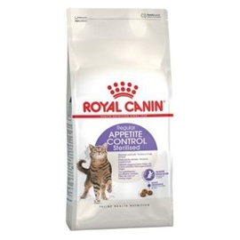 Royal Canin Cat Sterilised Appetite Control - 0,400 kgs - RC642996104