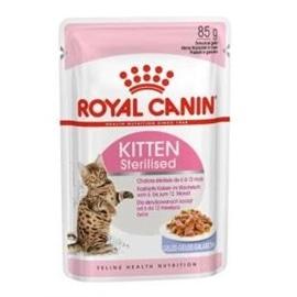 Royal Canin Kitten Sterilised - jelly - 0,080 kgs - RC1072000.1