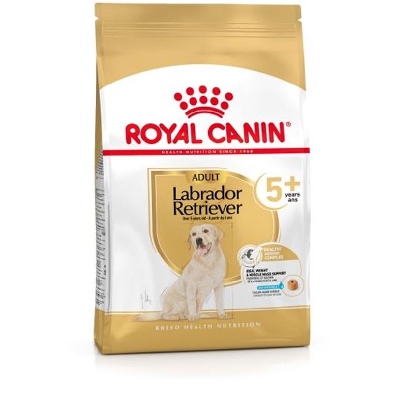 Royal Canin Labrador Retriever Adult 5+ - 12 kgs - RC1339840