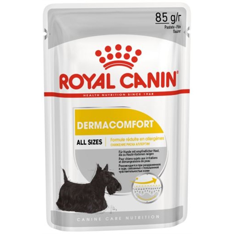 Royal Canin Pack 12 Dermacomfort - RC1181000