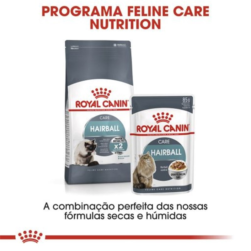 Royal Canin Pack 12 Hairball Care #7 - RC740218450.1