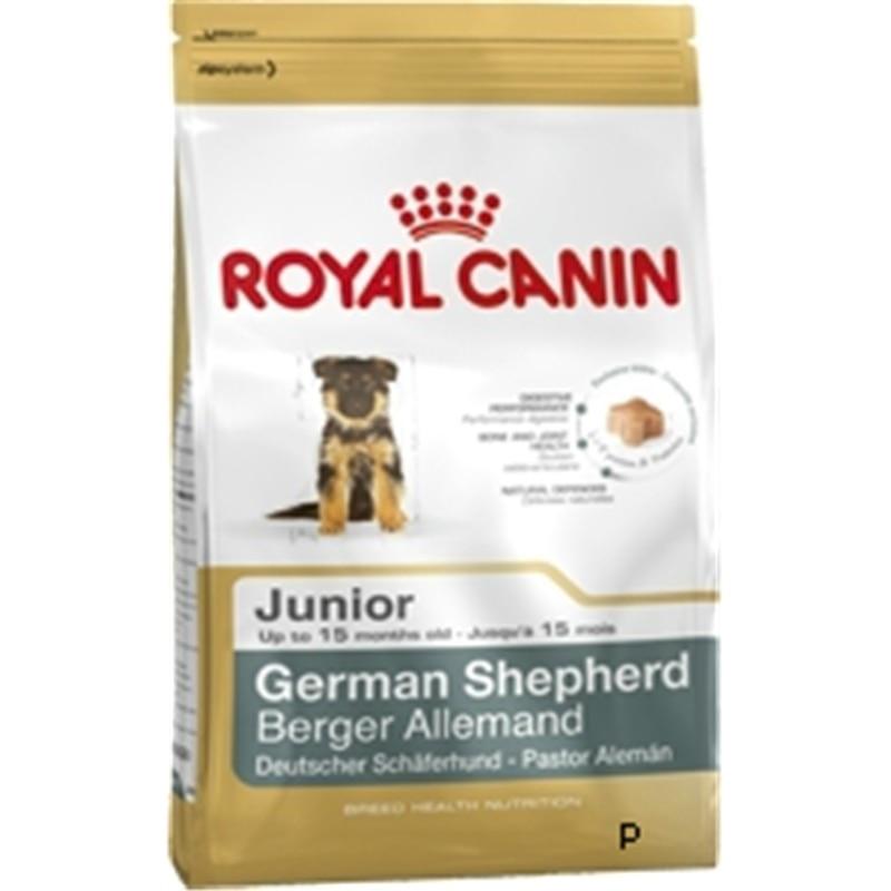 Royal Canin Pastor Alemão Junior - 12 kgs - RC352114360