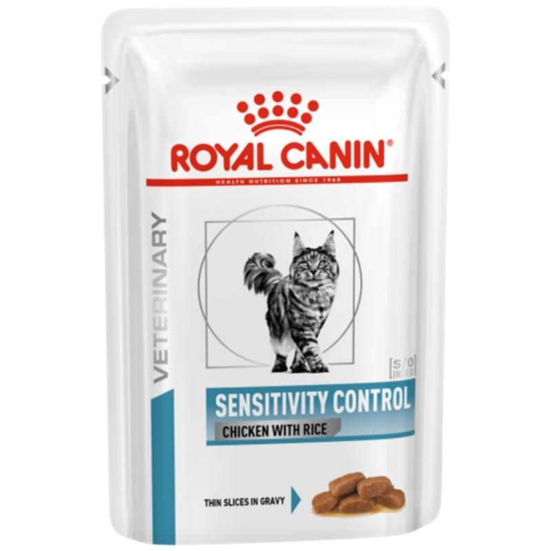 Royal Canin Sensitivity Control Feline Saqueta - RC288651340