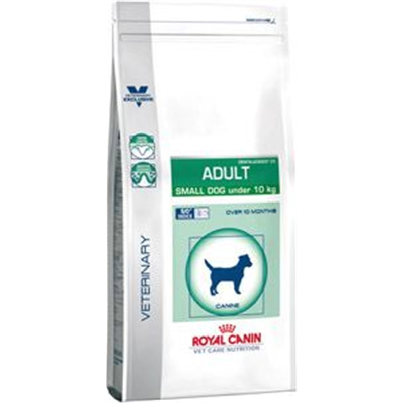 Royal Canin Vet Care Adult Small Dog - 8 kgs - RC413144040