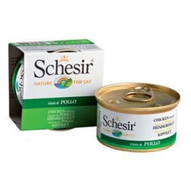 Schesir Pack 14 Cat Frango em gelatina natural - HE1958009
