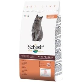 Schesir Schesir Cat Sterilised&Light - 1,500 Kgs - HE1958075