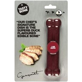 Tastybone Sabor de carne de osso comestível de pato para cães - GEN004-04