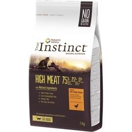 True Instinct High Meat Frango criado ao ar livre Desossado - 7 Kgs - AFF923720