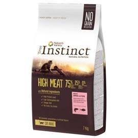 True Instinct High Meat Salmao Desossado com Atum - 7 Kgs - AFF923719