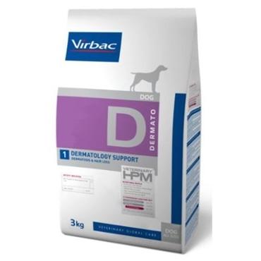 Virbac Veterinary HPM D1 Dermatology Support