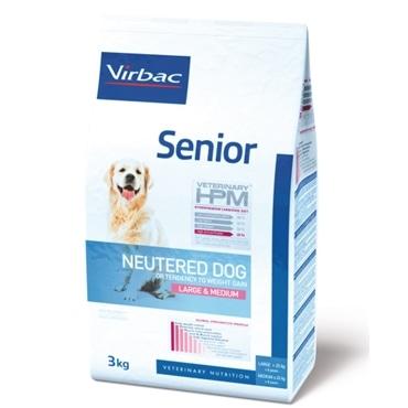 Virbac Veterinária HPM Senior Neutered Dog Large & Medium