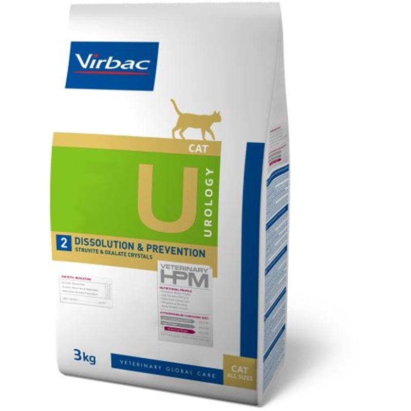 Virbac Veterinary HPM U2 Urology Dissolution & Prevention - 7 Kgs - HE1005734