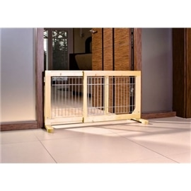Trixie Barreira em Madeira para Cachorros e Cães Pequeno - OREXTX3944