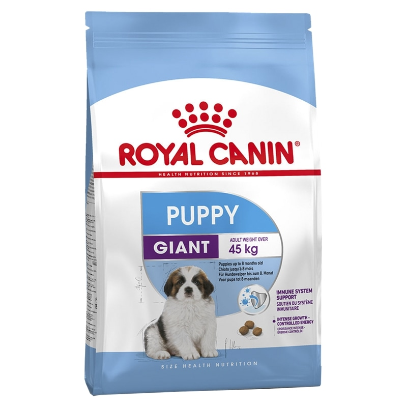 ROYAL CANIN GIANT PUPPY - 15KG - RC342159640