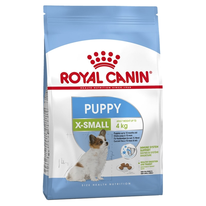 ROYAL CANIN X-SMALL PUPPY - 3KG - RC312173270