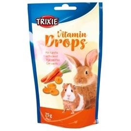 Trixie Bombons Vitaminicos com Cenoura para Roedores - OREXTX6023