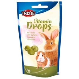 Trixie Bombons Vitaminicos com Vegetais para Roedores - OREXTX6022