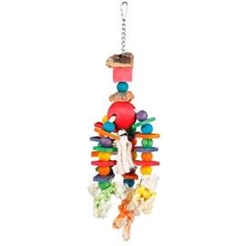 Trixie Brinquedo Multicolorido Madeira/Corda/Cortiça - OREXTX58986