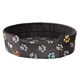 Trixie Cama Oval Jimmy Cinzento - 75 x 65CM - OREXTX37034