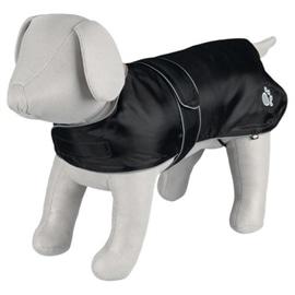 """Trixie Capa """"Orleans"""" para Cães Preto - CIRCUNFERÊNCIA DA BARRIGA: 70-100 CM / COMPRIMENTO: 80 CM - OREXTX30510"""