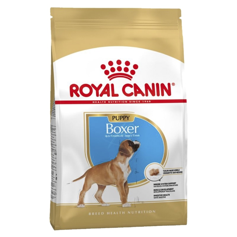 ROYAL CANIN BOXER PUPPY - 12KG - RC352129010