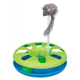 Trixie Circulo Louco com Rato em Pelucia - OREXTX4135