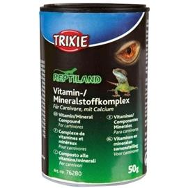 Trixie Complexo Vitaminas+Minerais para Repteis - OREXTX76280