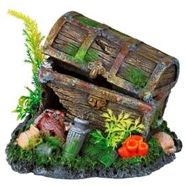 Trixie Decorativas para Aquario Arca Do Tesouro em Poliresina - OREXTX87813
